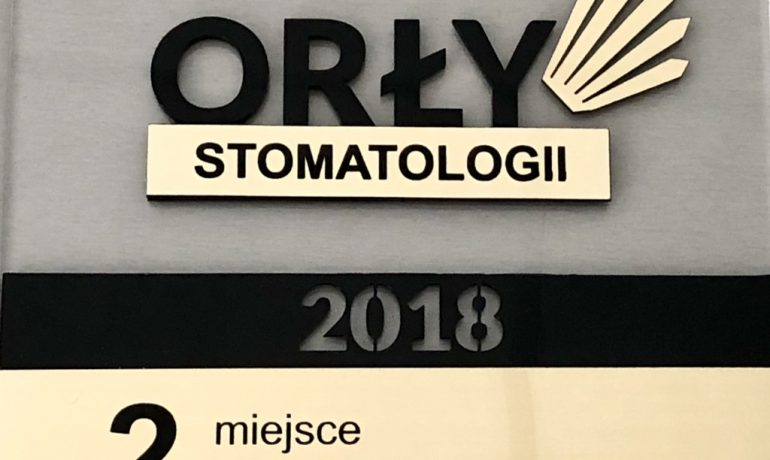 Orły Stomatologii – Laureat nagrody