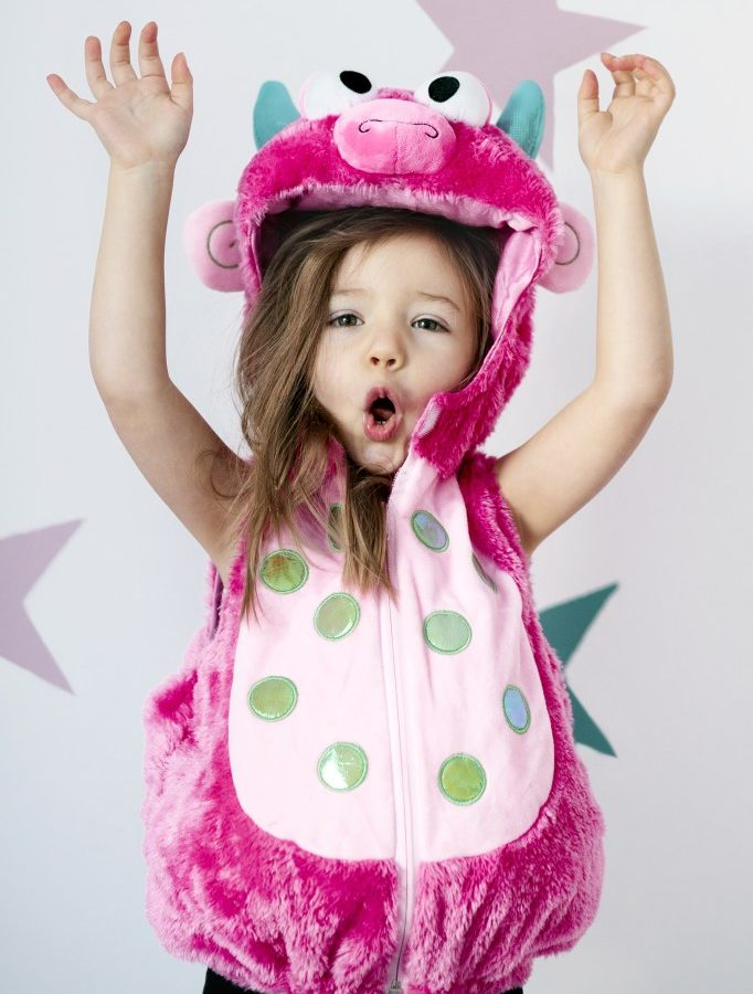 Czy Twoje dziecko zamienia się u dentysty też zamienia się w różowego potwora ?