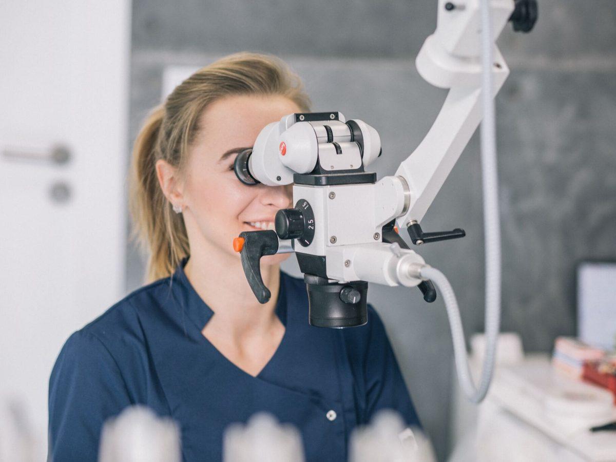 Leczenie kanałowe pod mikroskopem bez tajemnic