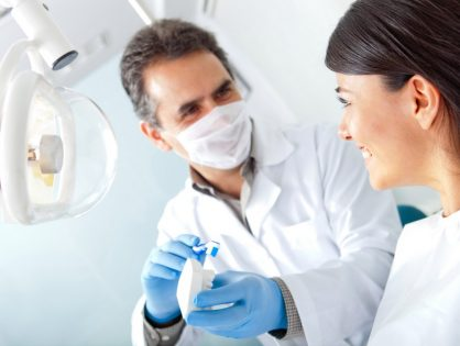 Protezy na implantach All on 4