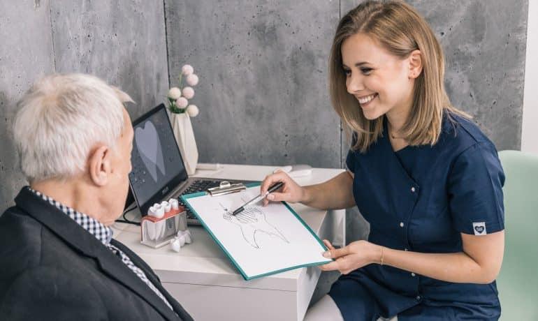 implant czy most protetyczny