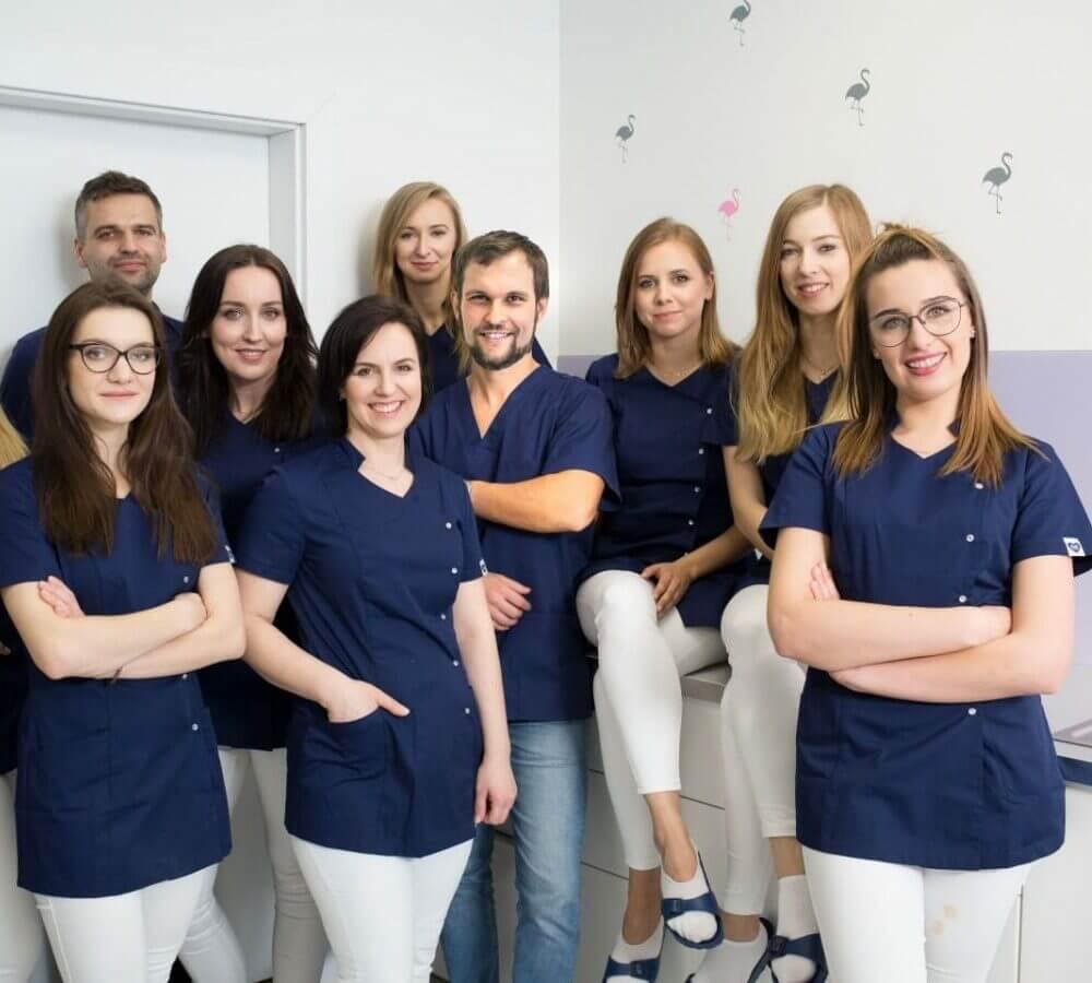 dobry dentysta zespół stomatologów Stomo Clinic